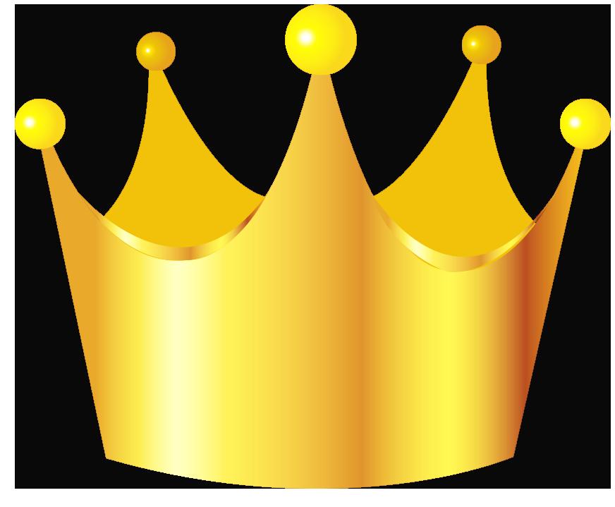 王冠ゴールド